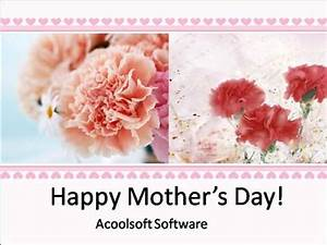 Free Powerpoint Templates for Mothers Da |authorSTREAM