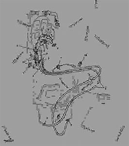 Heater Hoses - Tractor John Deere 6300 - Tractor