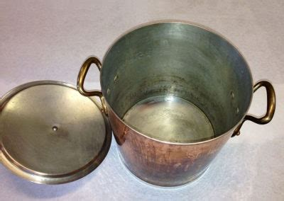 retinning polishing  copper cookware rocky mountain retinning