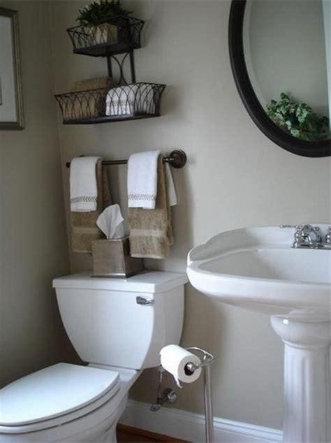 Decorating Ideas For Half Bathrooms Yaman Home Decor News