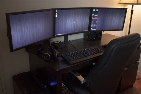 gaming desk cheap new gaming setup looks cool gaming