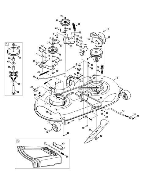 craftsman lt1000 lawn mower drive belt diagram duashadi