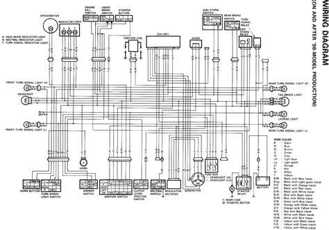 Yamaha Warrior Wiring Diagram