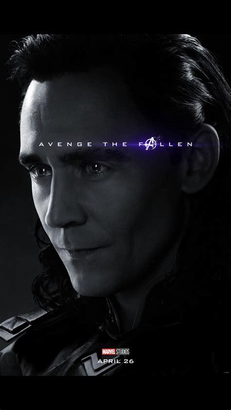 Loki - Avenge the Fallen - Endgame | Loki avengers, Loki ...