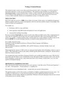 computer skills to list on resume exles leadership skills resume sle jianbochen com