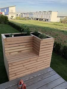Hochbeet Mit Stauraum : pflanzkasten bank hochbeet pflanzkasten jardiner a terrazas und hogar ~ Yasmunasinghe.com Haus und Dekorationen