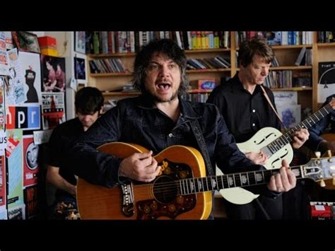 Wilco Tiny Desk Concert Setlist by Wilco Plays Tiny Desk Concert Thought On Tracks
