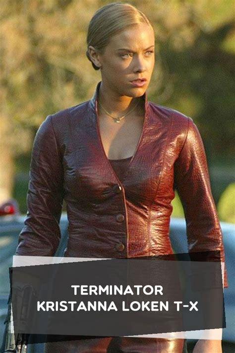 Kristanna Loken T X Terminator 3 Rise The Machines Jacket