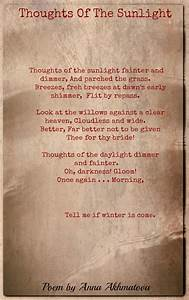 Anna, Akhmatova, Poems