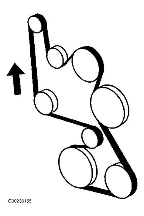 serpentine belt diagram can i get a diagram for a 2005