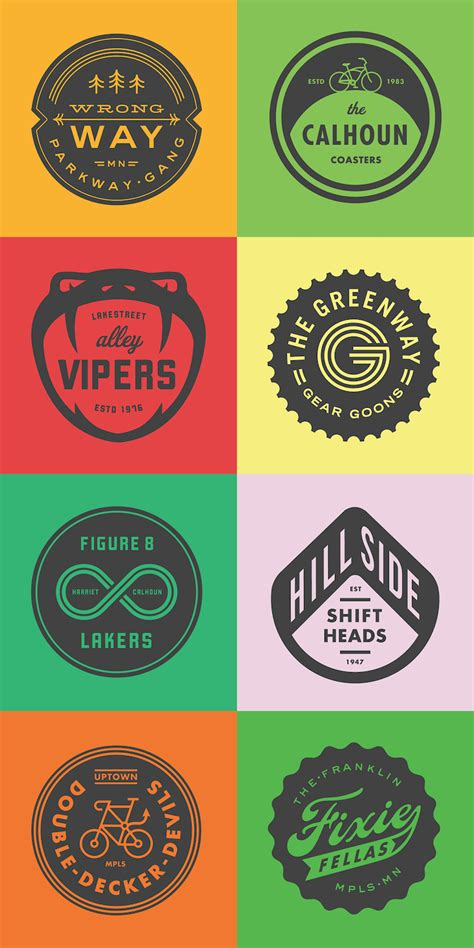 67 beautiful vintage logos and badges for design inspiration