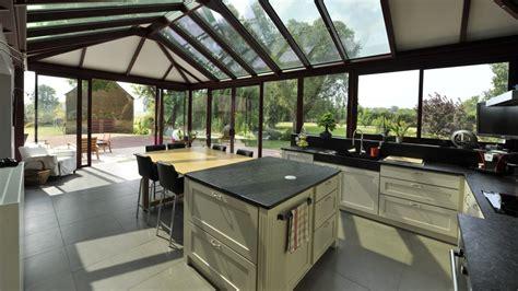cuisine 1000 euros comment installer sa cuisine dans la véranda