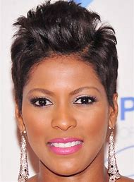 African American Very Short Hairstyles