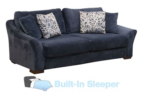 Microfiber Queen Sleeper Sofa by Manning Microfiber Queen Sleeper Sofa