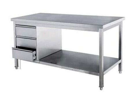 stainless steel kitchen work table island the 25 best stainless steel work table ideas on