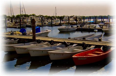 Fishing Boat Rentals Nj by Fishing Boat Rentals At The Jersey Shore Painting S