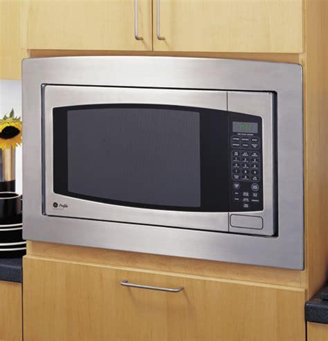 zebshss monogram  cu ft countertop microwave