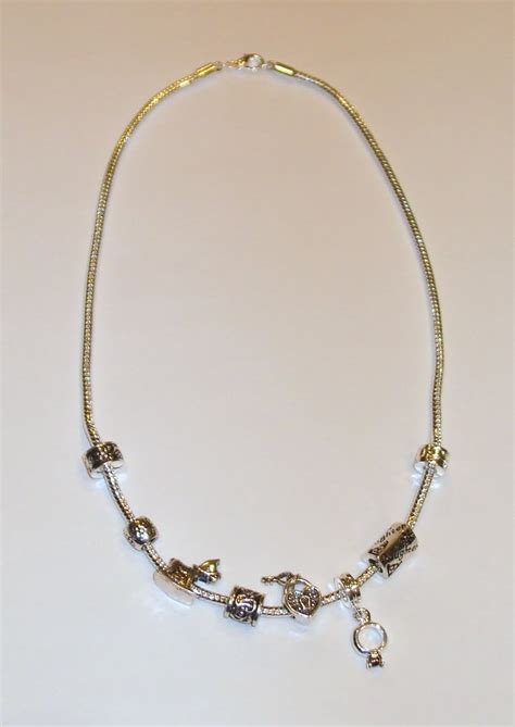 Denise's Beautiful Bling: NEW! Pandora Necklace and ...