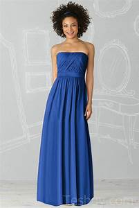 a collection of chic modest blue bridesmaid dresses With blue dresses for wedding