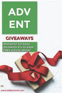 3 reasons to join our Christmas Advent giveaways! # ...