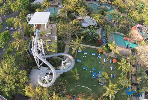 Waterbom Bali Kuta In Bali Attraction In Bali