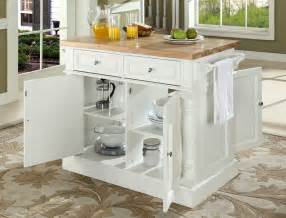 kitchen island with butcher block top buy butcher block top kitchen island in white finish
