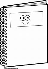Notebook Clipart Ruler Notepad Note Clip Cliparts Related Laptop Library Clipartpanda Pages Clipground Preschool 20white 20black 20and 20clipart Bw Presentations sketch template