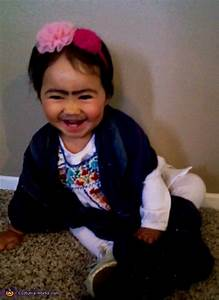 Little Frida Kahlo Costume   Traditional, Kid and ...