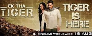 'Ek Tha Tiger' Fastest Movie to Hit ₹1 Billion at Box ...
