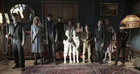 Miss Peregrine S Home For Peculiar Children by Miss Peregrine S Home For Peculiar Children Collider