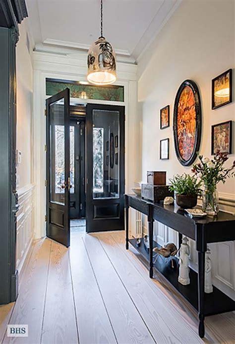 romanesque revival row house  modern update
