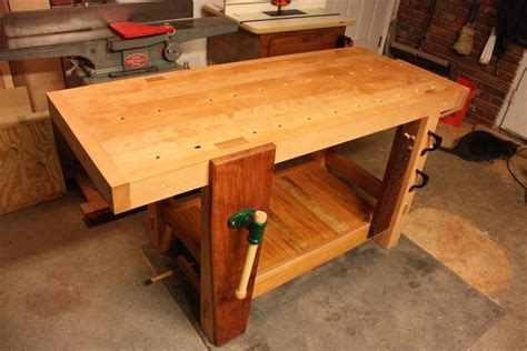 roubofrench workbench  brandon  lumberjockscom