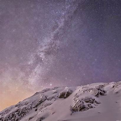 Ios Iphone Apple Wallpapers Starry Wallpapersafari Official