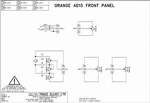 Ad15 Front Panel Wiring Shared By Richard Dennerline