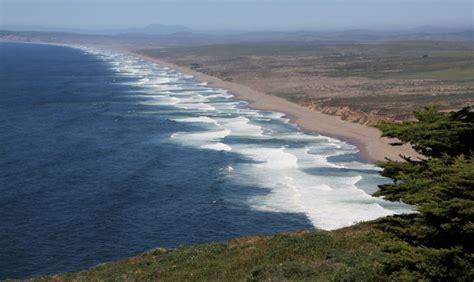 Point Reyes South Beach, Inverness, CA - California Beaches