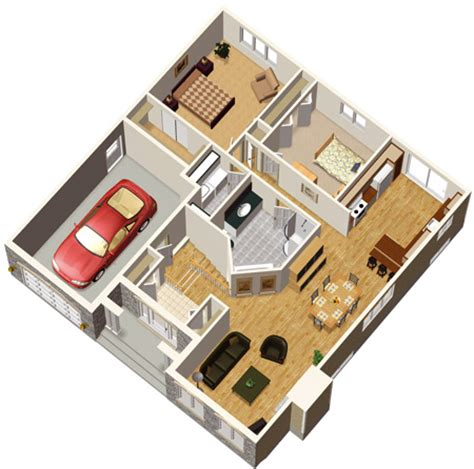 stone bungalow house plan pm st floor master