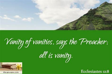 vanity ecclesiastes meaning 87 best images about book of ecclesiastes on
