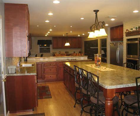 tulsa kitchen cabinets tulsa oak effect shaker kitchen