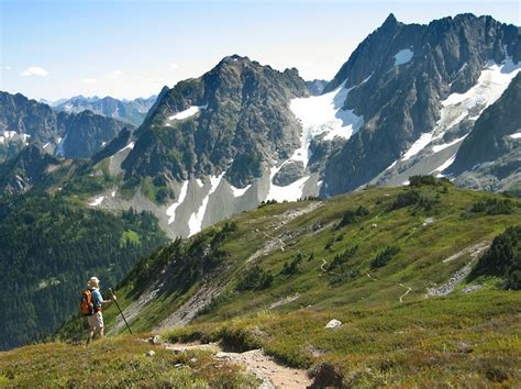 North Cascades National Park - Wikipedia
