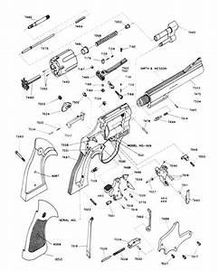 S U0026w  44 Magnum  U00ae Stainless Revolver Model 629