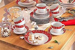 Kaffeeservice 12 Personen Günstig : kaffeeservice schneekristalle 18 teile bestellen ~ Markanthonyermac.com Haus und Dekorationen