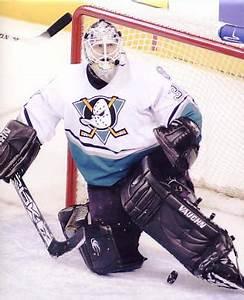 Ilya Bryzgalov LIMITED STOCK Mighty Ducks 8x10 Photo ...