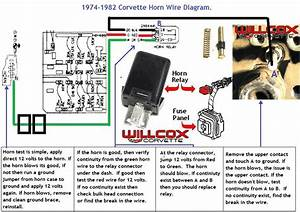 Car Horn Wiring Diagram For Dc
