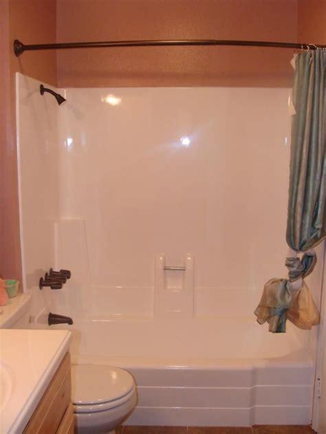 Fiberglass Shower Units by Pkb Reglazing Fiberglass Bathtub Shower Unit Reglazed