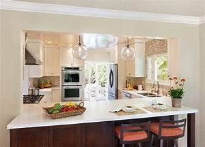 17 best ideas about kitchen living rooms on pinterest With kitchen wall cut out designs