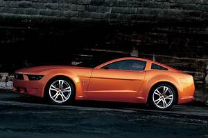Next-generation Ford Mustang's design goes global | Carguideblog