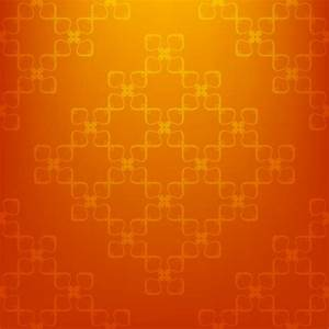 Orange background pattern design free vectors UI Download