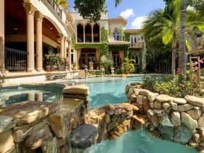 mediterranean style mansions mediterranean style mansion in florida