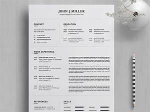 Creative Resume Template Downloads Free Resume Template In Word 2020 Year Resumekraft