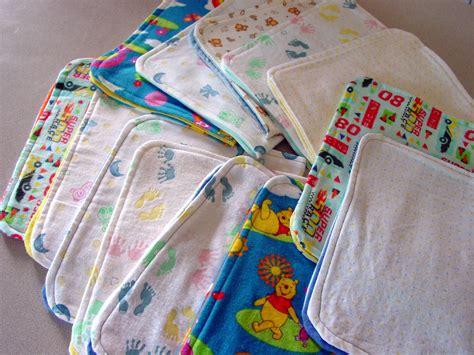 burp cloths flannel burp cloth tutorial klc creations